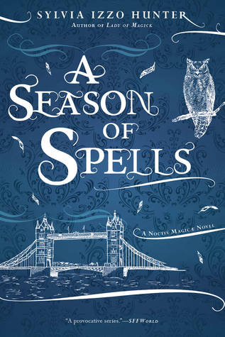 A Season of Spells by Sylvia Izzo Hunter