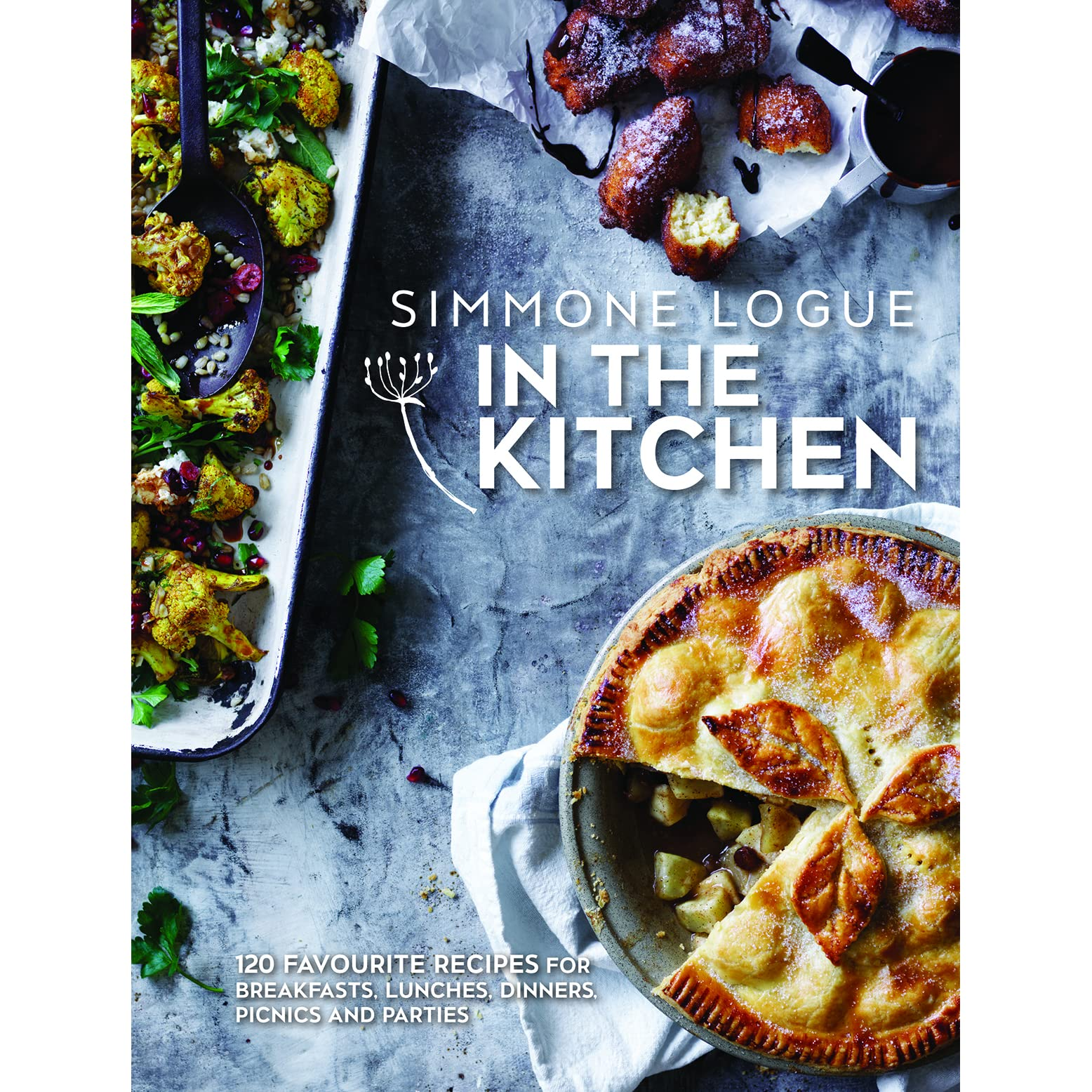 In the Kitchen by Simmone Logue