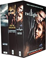 The Twilight Saga Collection: Twilight, New Moon, Eclipse