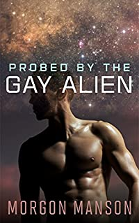 Probed By The Gay Alien: Interstellar Romance
