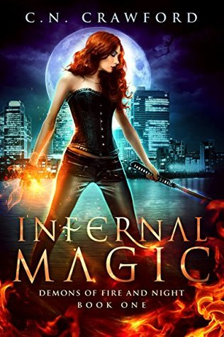 Infernal Magic by C.N. Crawford