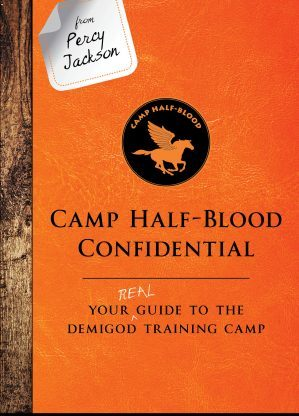 Camp Half-Blood Confidential (The Trials of Apollo, #2.5)