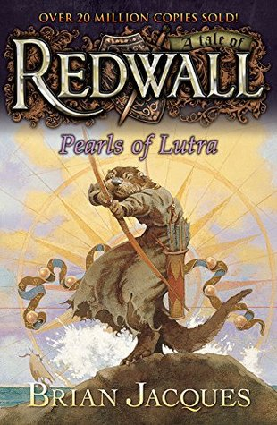 Pearls Of Lutra Redwall 9 By Brian Jacques