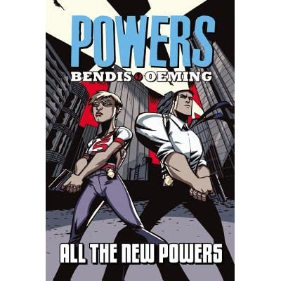 Powers Comic Book