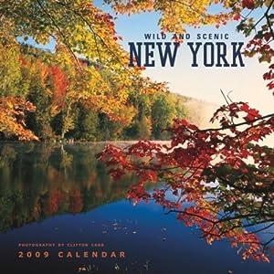 Wild and Scenic New York 2009 Calendar