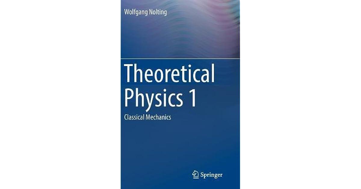 Physik pdf 1 theoretische nolting