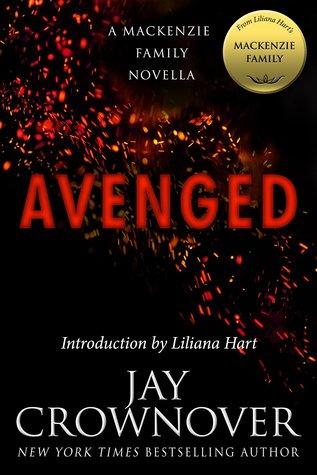 Avenged (The Breaking Point, #0.5; The MacKenzie Family, #12.3)