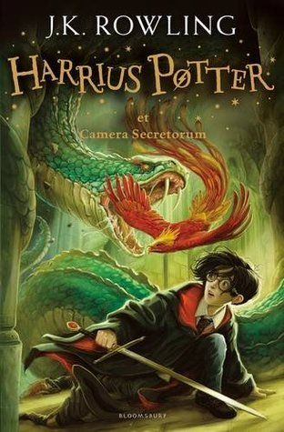 Harrius Potter et Camera Secretorum