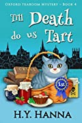 Till Death Do Us Tart (Oxford Tearoom Mysteries #4)