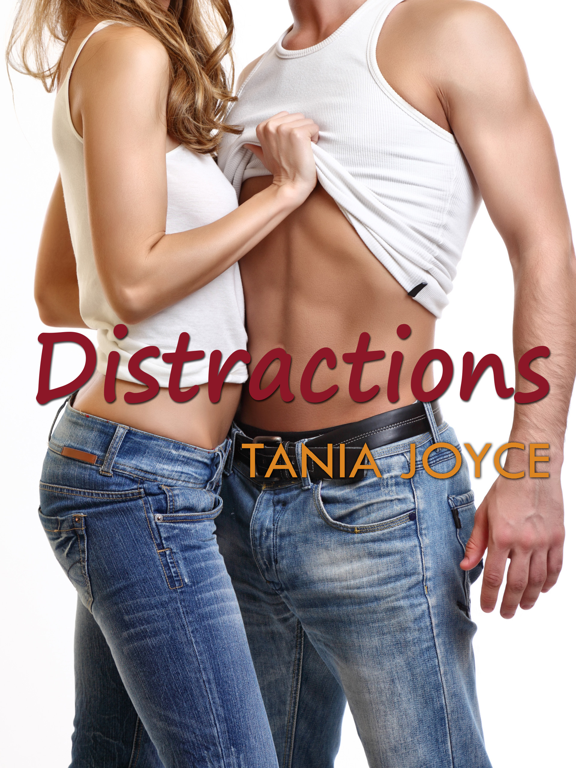Distractions  by  Tania  Joyce