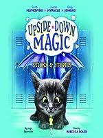 Sticks & Stones (Upside-Down Magic, #2)