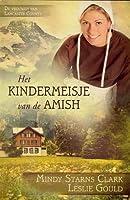 Het kindermeisje van de Amish (De vrouwen van Lancaster County, #2)