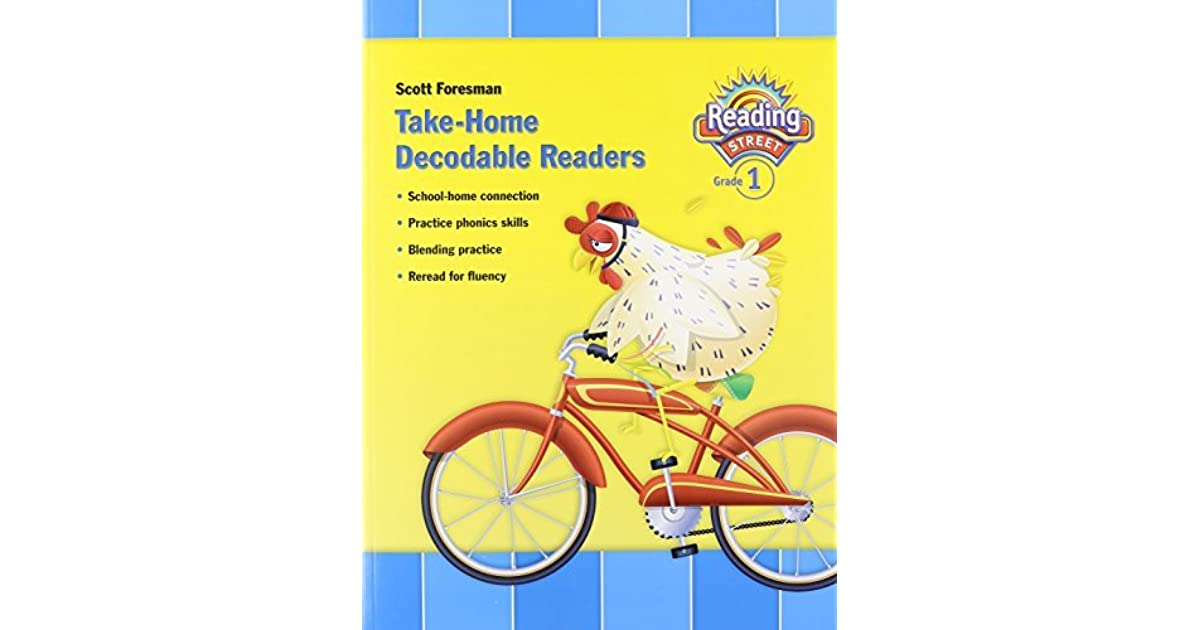 Reading 2007 Take Home Decodable Readers Grade 1 By Scott