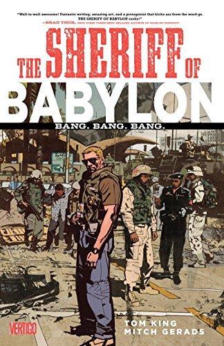 The Sheriff of Babylon, Volume 1: Bang. Bang. Bang.