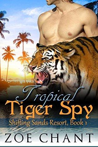 Tropical Tiger Spy by Zoe Chant