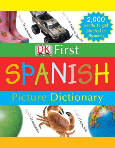 First Spanish Dictionary - DK