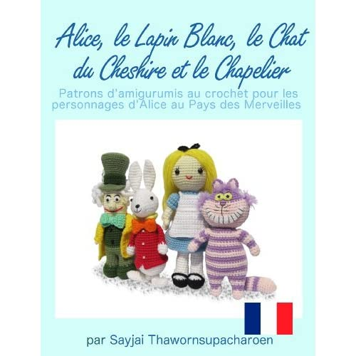 Tutoriel PDF en FRANCAIS/ANGLAIS lapin Liberty au crochet | Etsy | 500x500