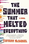 Book cover for The Summer That Melted Everything