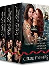 Pirates & Petticoats Saga Books 1-3: Hart's Desire, Hart's Passion, Hart's Reward