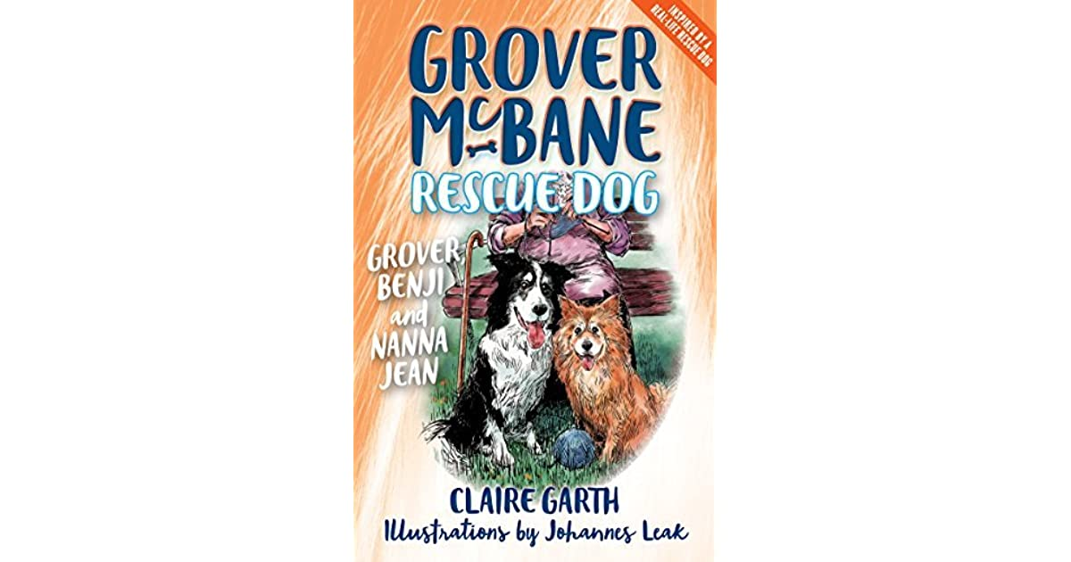 Grover Dog Children S Book