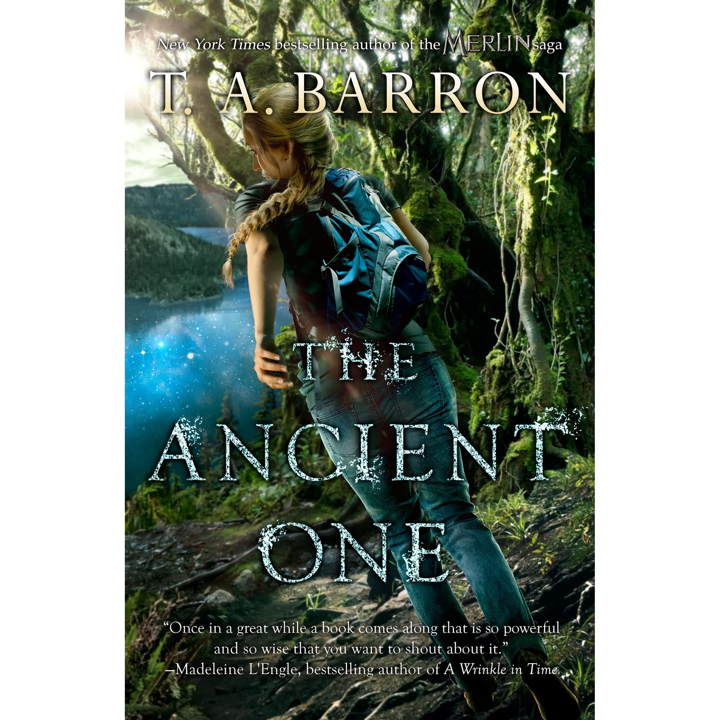 The Ancient One (adventures Of Kate, #2) By Ta Barron €� Reviews,  Discussion, Bookclubs, Lists