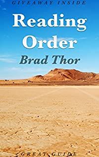 Reading Order: Brad Thor: Brad Thor Scott Harvath in Order