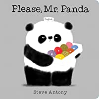 Please, Mr. Panda (A Board Book): A Board Book