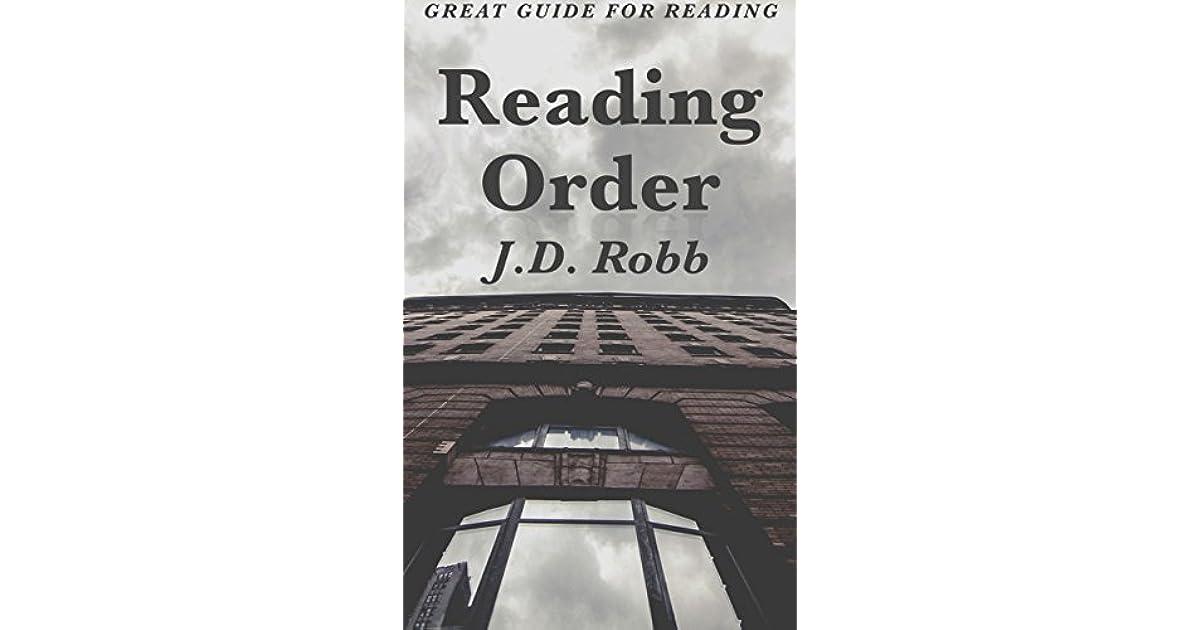 J.D. Robb Books - belwiig
