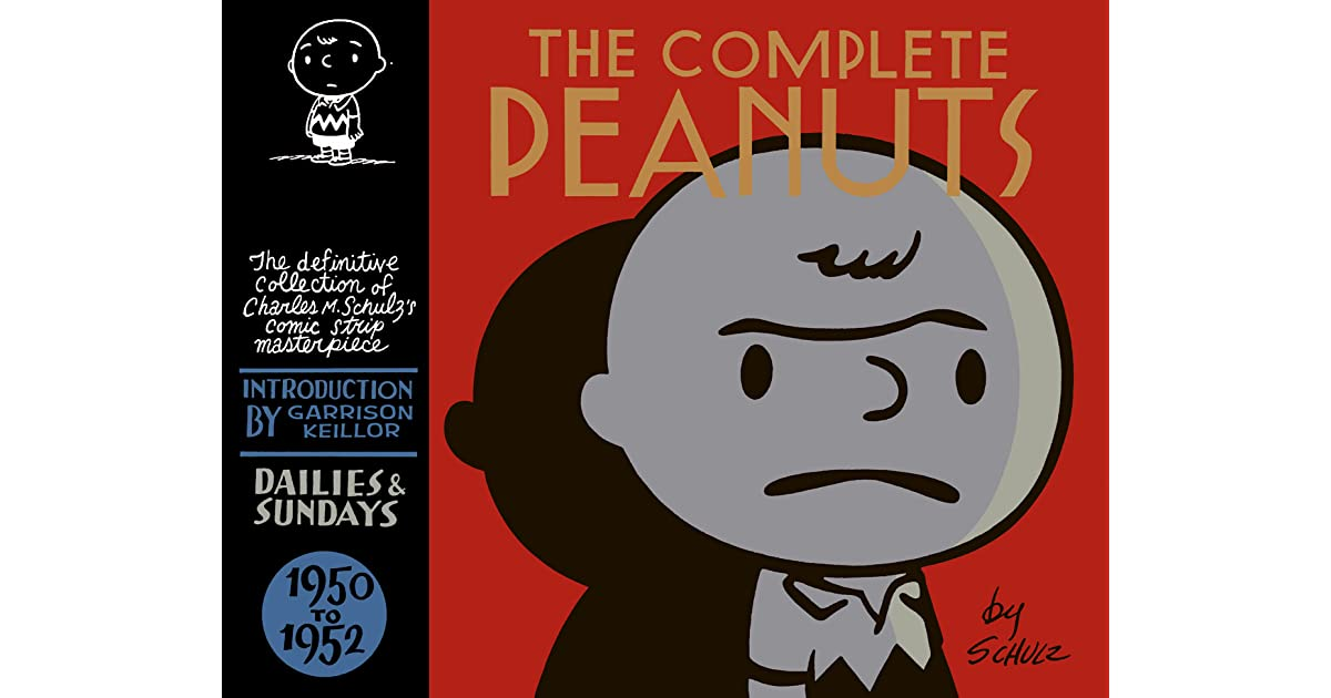 7dddd1193479 The Complete Peanuts, Vol. 1: 1950-1952 by Charles M. Schulz