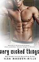 Very Wicked Things (Briarwood Academy, #2)