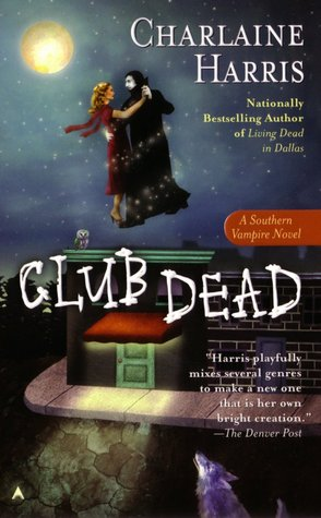 Cover Club Dead (Sookie Stackhouse, #3) - Charlaine Harris