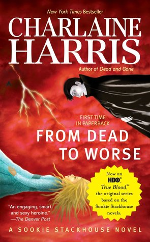 Cover From Dead to Worse (Sookie Stackhouse, #8) - Charlaine Harris