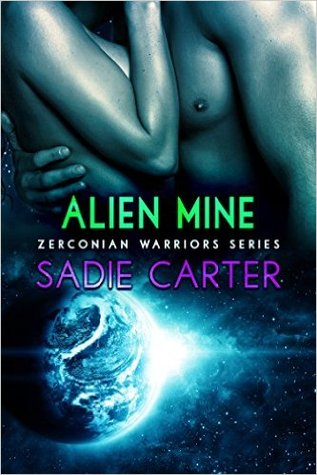 Alien Mine (Zerconian Warriors #6)