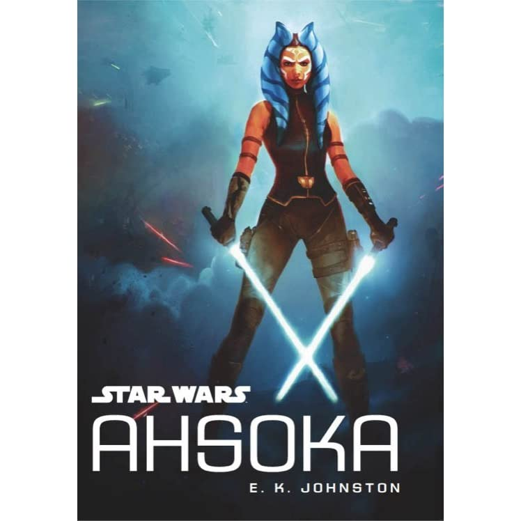 Image result for ahsoka novel