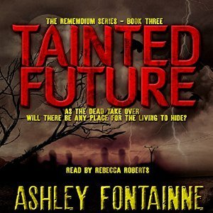 Tainted Future by Ashley Fontainne