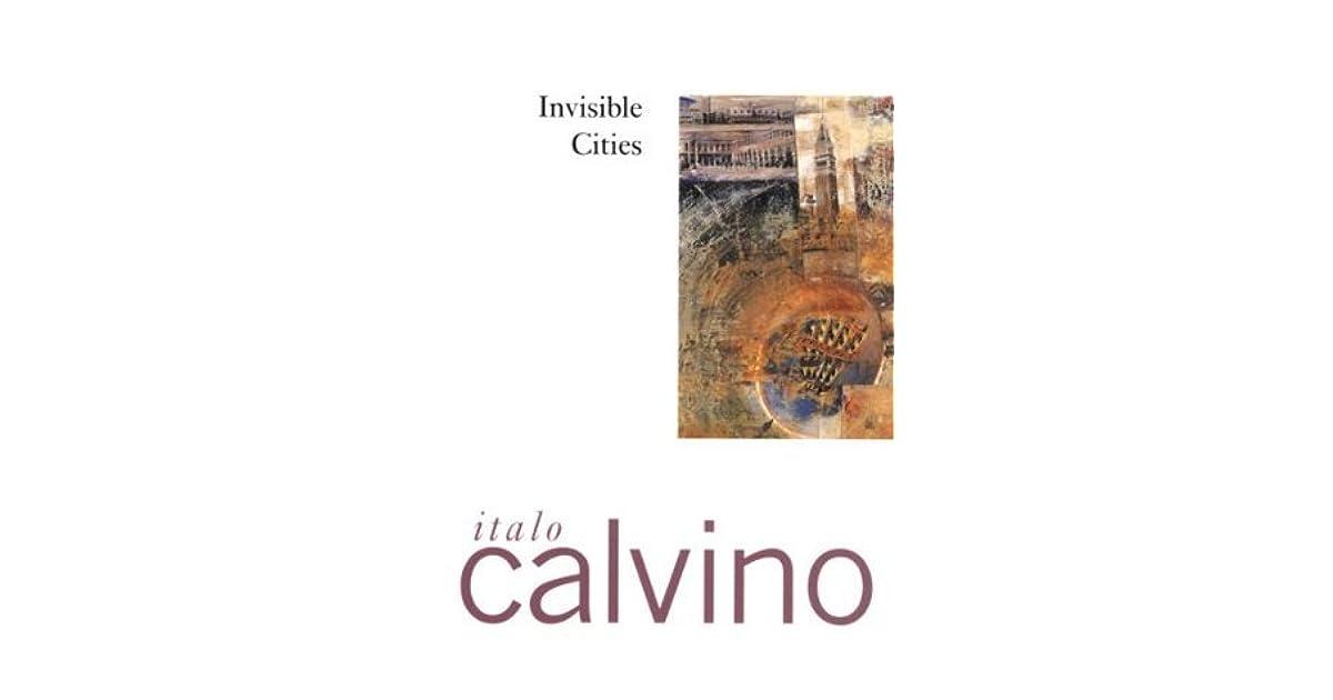 Invisible Cities Italo Calvino Ebook