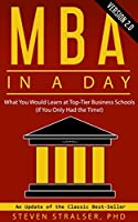MBA in a DAY 2.0: What you would learn at top-tier business schools (if you only had the time!)