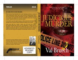 Judicious Murder by Val Bruech