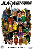 Avengers JLA Compendium,JLA Avengers Collector's Edition (Volumes 1&2)