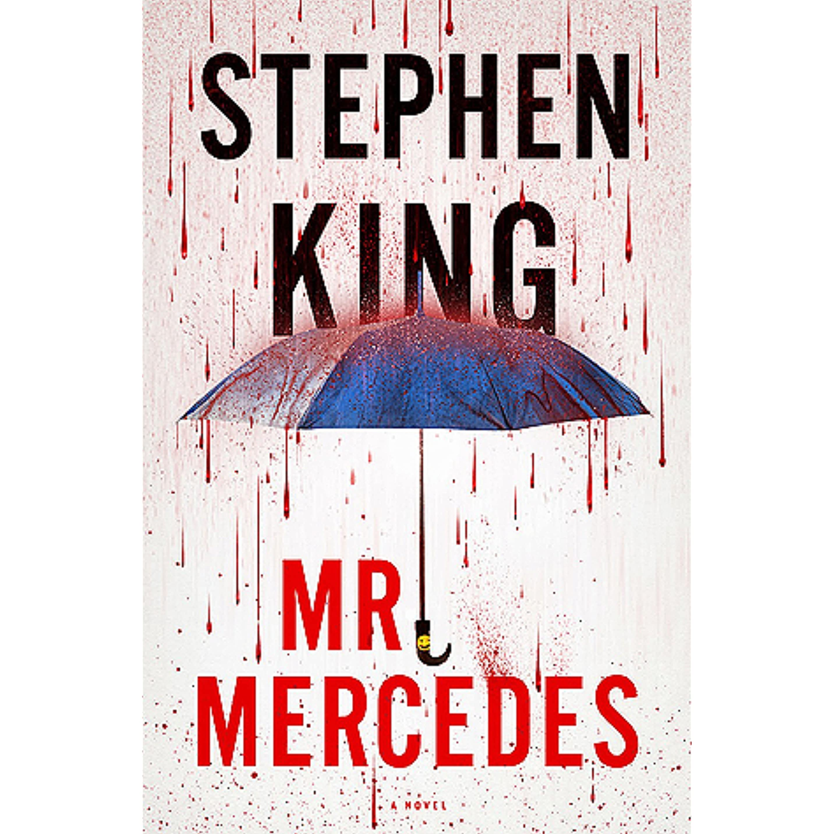 How To Make A Book Cover Look Old And Worn ~ Mr. mercedes bill hodges trilogy #1 by stephen king