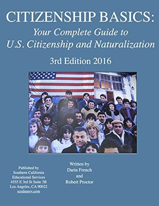 Citizenship Basics ebook: Best & Complete Study Guide for