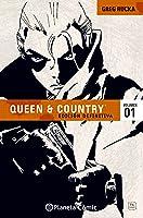 Queen & Country: Edición definitiva 01