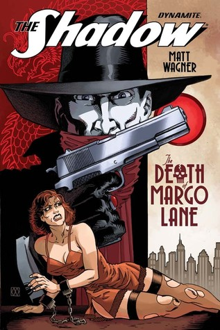 The Shadow: The Death of Margo Lane