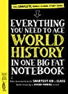 Everything You Need to Ace World History in One Big Fat Notebook: The Complete Middle School Study Guide