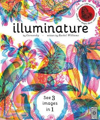 Illuminature: a search and find extravaganza that illuminates nature night and day with a magical viewing lens