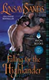 Falling for the Highlander (Highland Brides, #4)