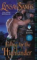 Falling for the Highlander (Highland Brides, #4)