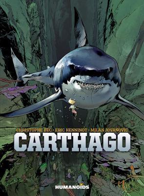 Carthago (Carthago, #1-5) by Christophe Bec