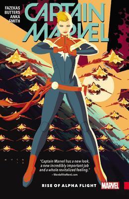 Captain Marvel, Vol. 1: Rise of Alpha Flight