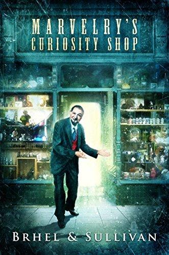 Marvelry's Curiosity Shop - John Brhel